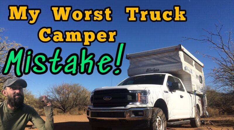 Avoid This Truck Camper Newbie Mistake! Don't Over-Tighten!