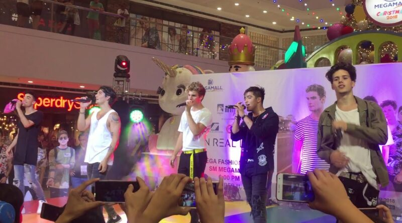 In Real Life LIVE in Manila: Feel This Christmas / I'll Be Home For Christmas