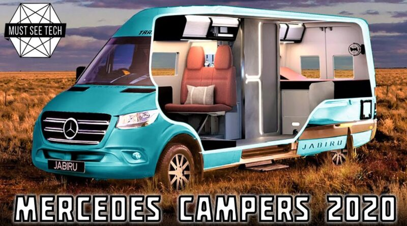 Top 10 Camper Vans and New RVs Built on Mercedes-Benz Platforms