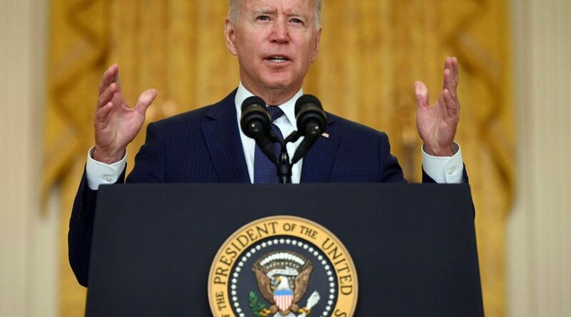 Opinion: Why stocks are likely to rise if Biden's approval rating keeps sliding