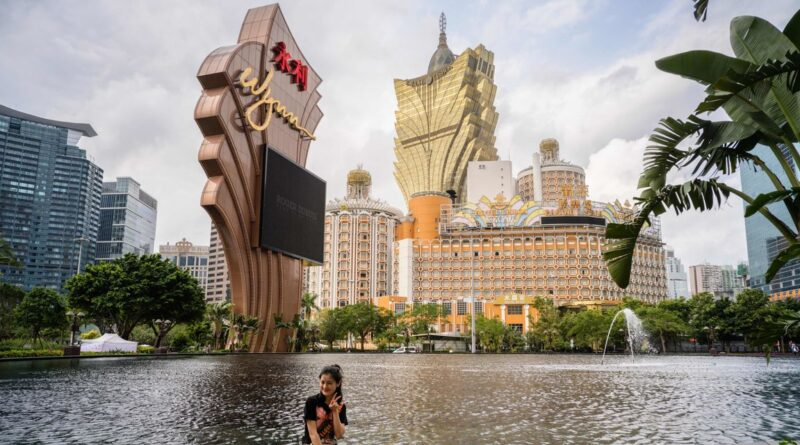 Wynn, Las Vegas Sands Slide as Macau to Boost Casino Supervision. What to Watch