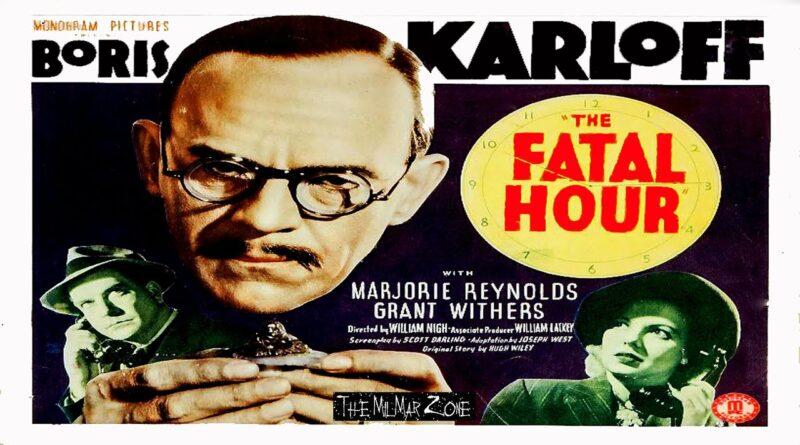 The Fatal Hour 1940 Full Movie No Sub