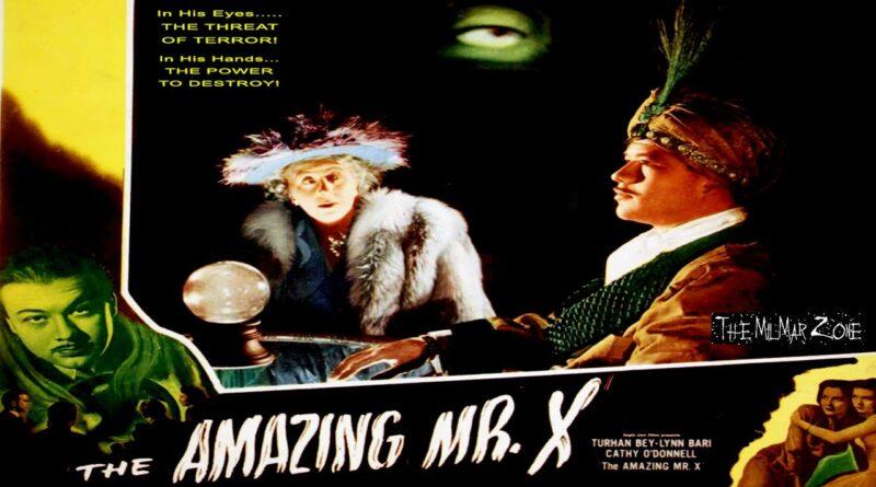 The Amazing Mr X 1948 Full Movie No Sub