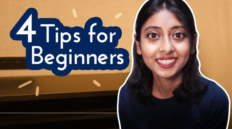 If You Want to Start a YouTube Channel? | 4 Tips for Beginners