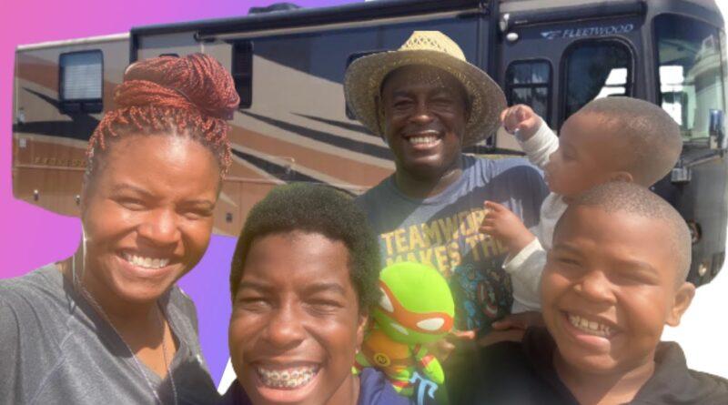 RV Newbies! Our FIRST FAMILY RV TRIP!!