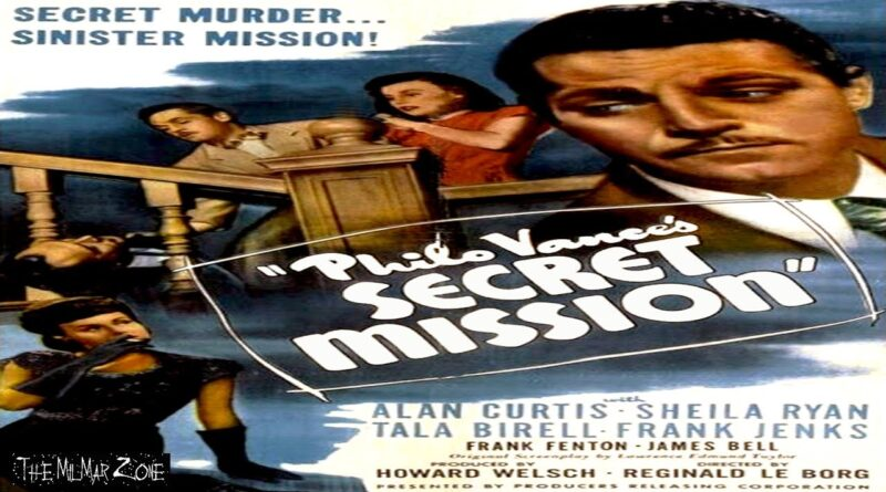Philo Vance's Secret Mission 1947 Full Movie No Sub new
