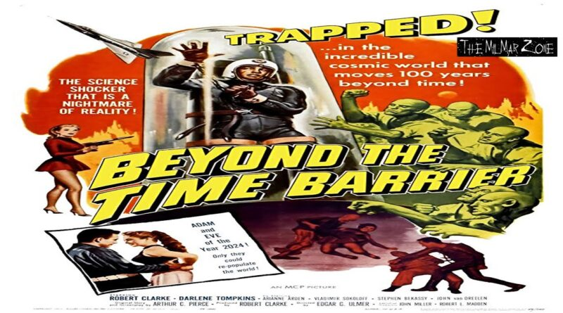 Beyond the Time Barrier (1960) — Time Travel / Sci-fi Full Length Movie
