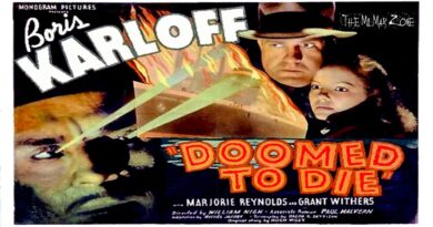 Doomed To Die (1940) — Crime / Mystery Movie Full Length Movie