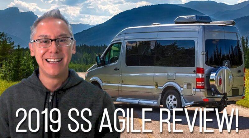 Full Review | 2019 SS Agile by Roadtrek | A Short Class B Camper Van that Can Be Propaneless!