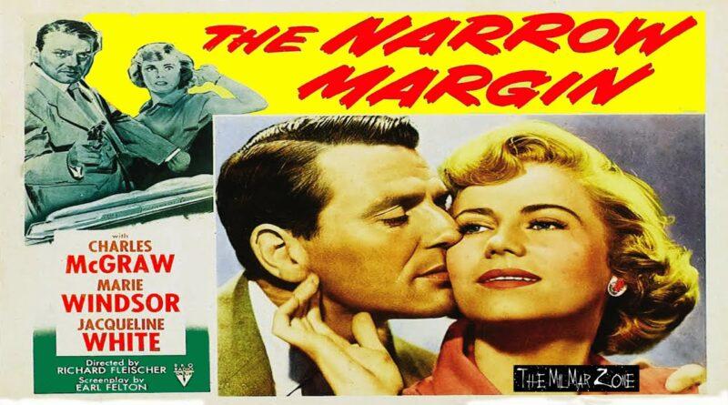 The Narrow Margin 1952 — A Mystery / Crime Movie Trailer