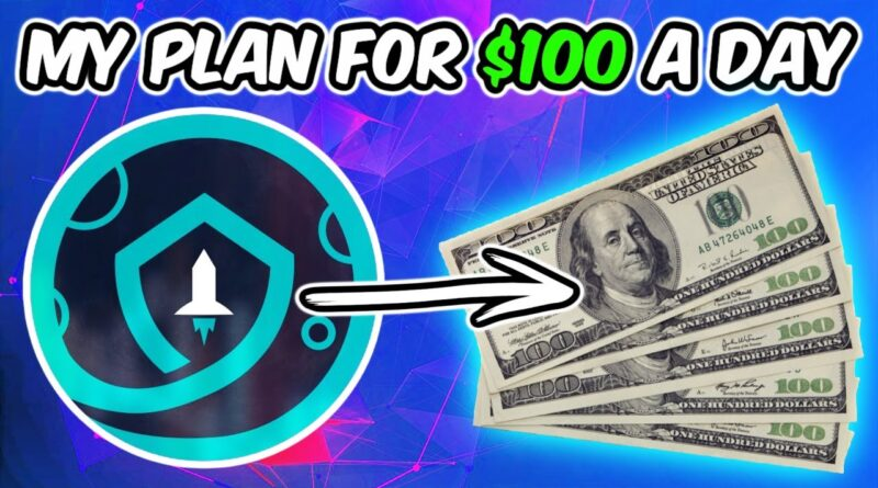 My Plan To Make $100 Per Day From SafeMoon Reflections! WITH MATH AND EXPLANATION!