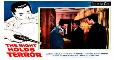 The Night Holds Terror 1955 — A Mystery / Crime Movie Trailer