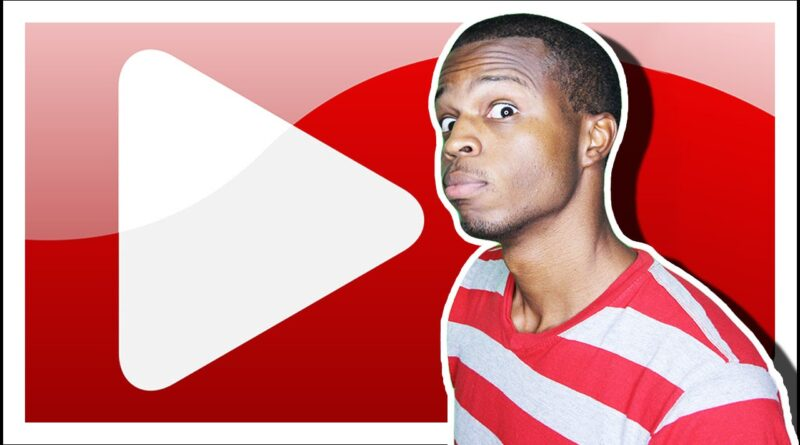 How To Start A YouTube Channel | D4Darious