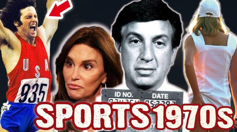 TOP 10 CRAZY 1970s SPORTS MOMENTS