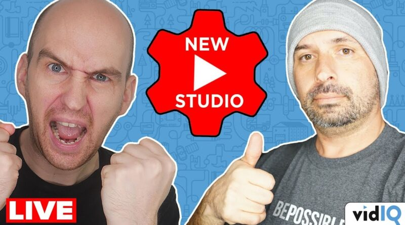 How to Get More Views and Subscribers… Use The New Creator Studio
