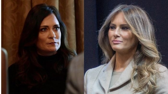 Melania Fires Back In True Trump Fashion At Former Aide's Tell-All Book