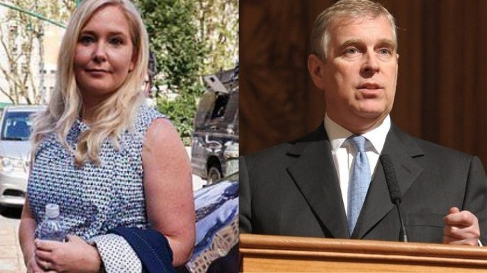 Epstein-Related Sexual Assault Lawsuit Against Prince Andrew Filed In U.S.