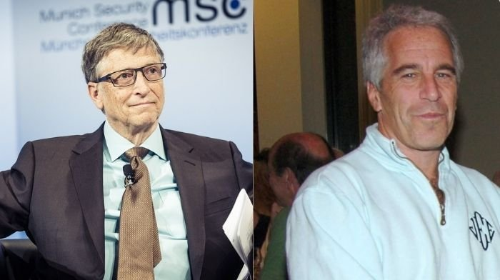 Bill Gates Gets Surprised By Reporter With Questions About His Ties To Jeffery Epstein