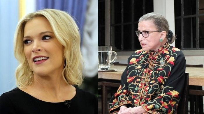 Megyn Kelly Calls 'BS' On ACLU After They Alter Famous Ginsburg Quote To Remove 'Women'
