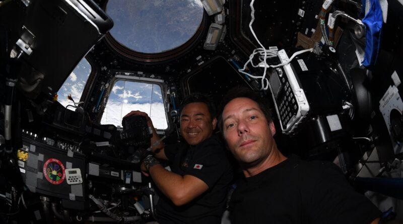 NASA Coverage of Rescheduled Spacewalk Preparing for New Solar Array