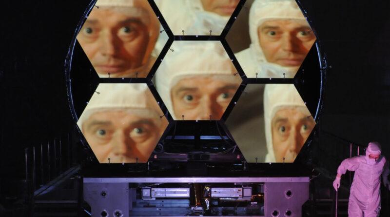 Cryogenic Testing of the Webb Telescope's Primary Mirror Segment