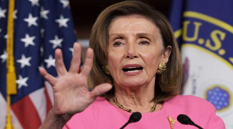 Dow Jones Gains As Pelosi Makes Infrastructure Move; AMD Stock Flashes Buy Sign; Tesla Surges