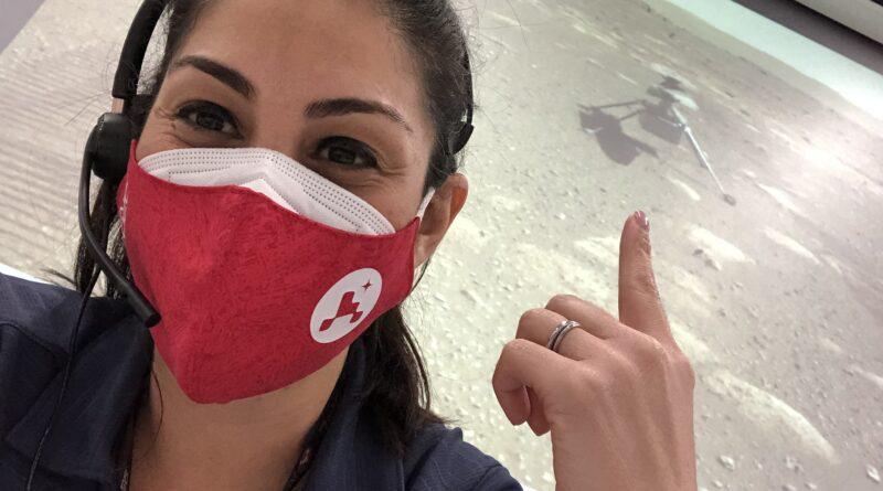 Diana Trujillo: From Colombia to Mars
