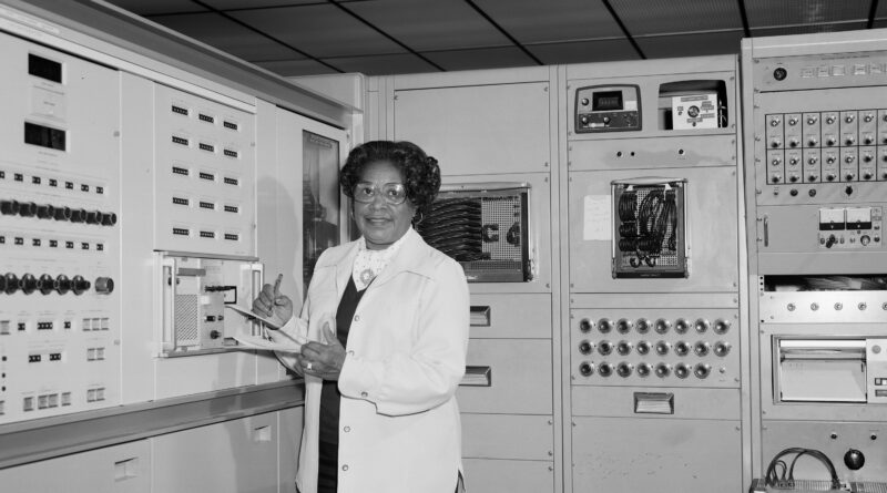 Mary W. Jackson: Celebrating Leaders From Historically Black Colleges