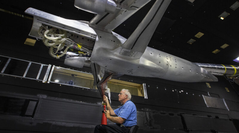 Trans-Sonic Truss-Braced Wing May Help Reduce Fuel Consumption