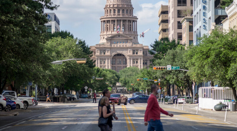 Why Texas Republicans Are Proposing a New Congressional Map