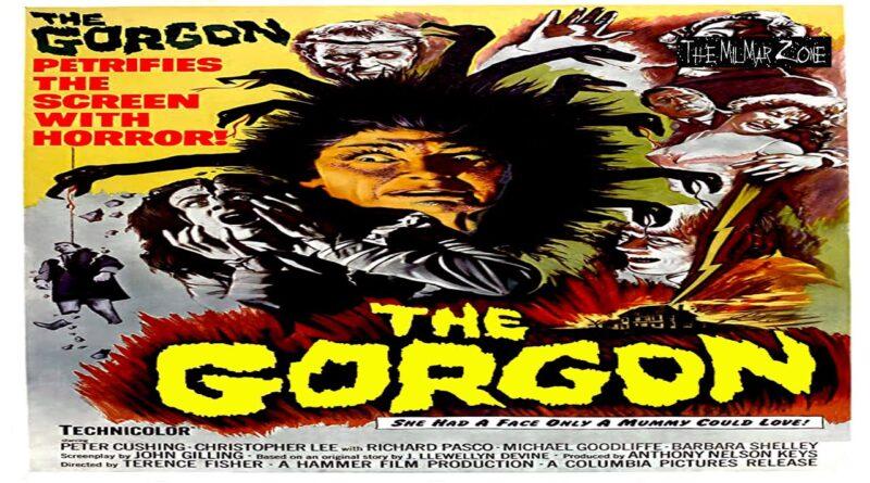 The Gorgon 1964 trailer no sub