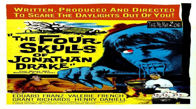 The Four Skulls of Jonathan Drake (1959) — A Sci-fi / Horror  Movie Trailer