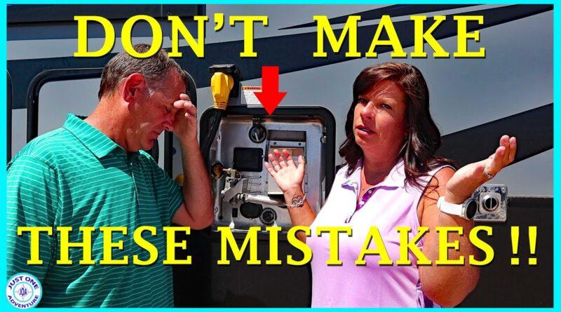 RV Water Heater Gone Wrong /Newbie Mistake – RV Life