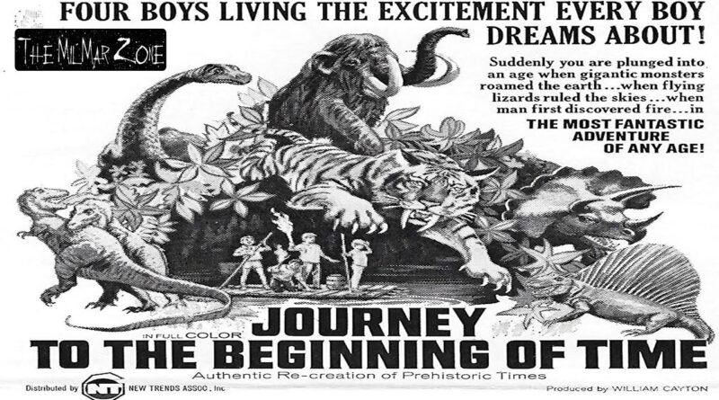 Journey To The Beginning Of Time (1955) — A Time Travel Movie Trailer