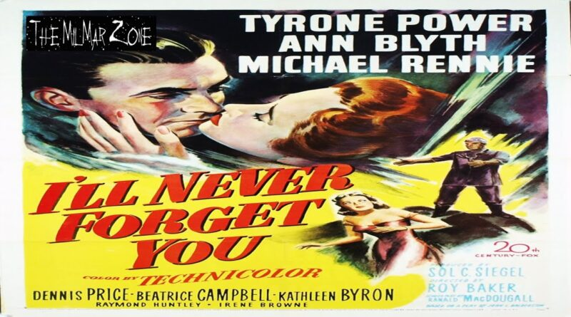 I'll Never Forget You (1951) —  A Time Travel Movie Trailer