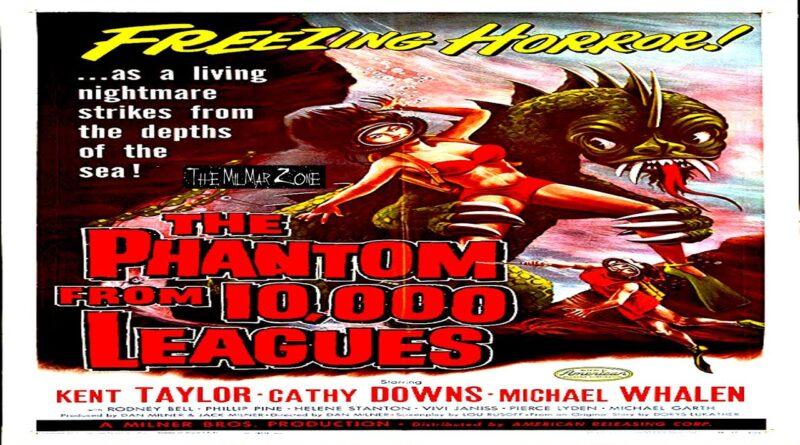 The Phantom from 10,000 Leagues (1955) — A Sci-fi / Horror  Movie Trailer