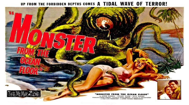 Monster of Piedras Blancas, The 1959 — A Sci-fi / Horror  Movie Trailer