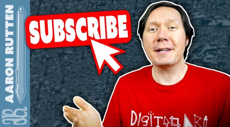 Tips for Getting Subscribers on Your Art Channel