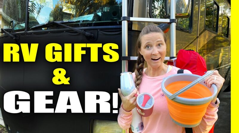 RV Gift Ideas! Must Have Gear RVers & Campers Will LOVE | RV Living