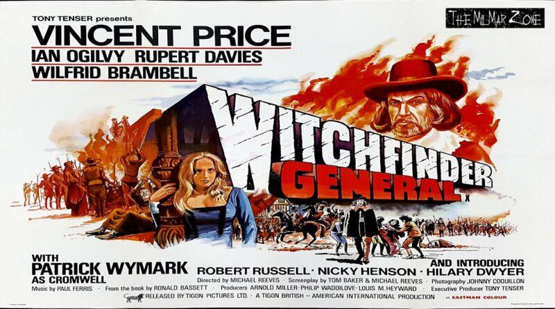 Witchfinder General 1968 Trailers no sub