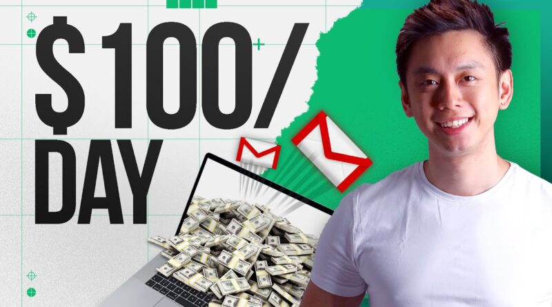 Make $100 a Day Sending Emails (How to Build a List for Affiliate Marketing)