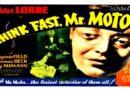 Think Fast, Mr  Moto trailer no sub