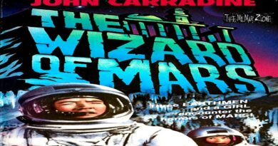 The Wizard of Mars 1965 Trailer