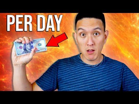 Making $100 Per Day in Passive Income (7 Ways)