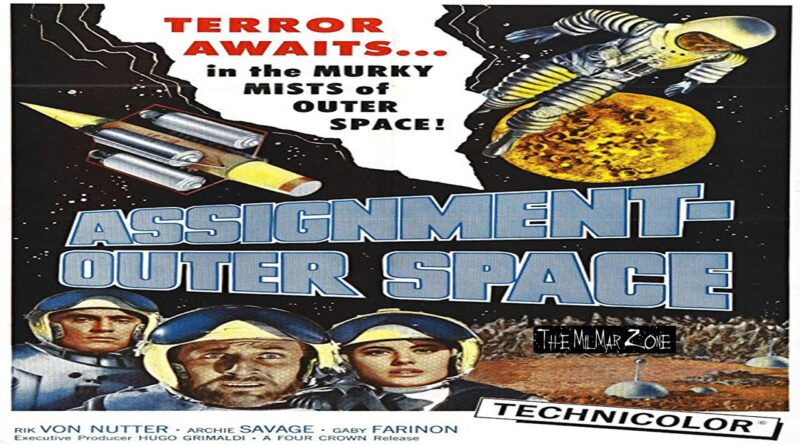 Assignment Outer Space 1960 trailer