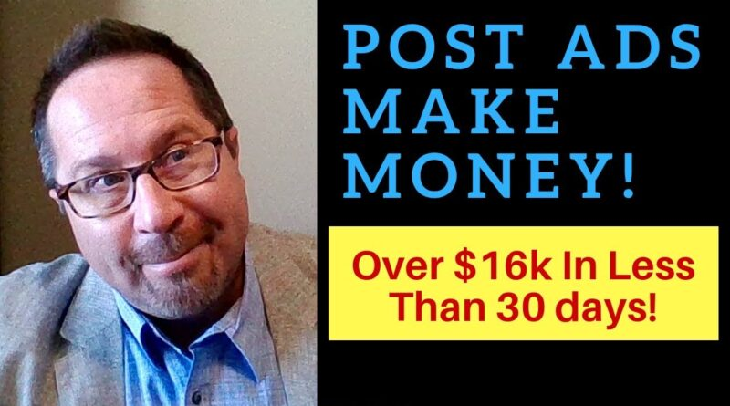 How to Copy and Paste Ads and MAKE $100 – $500 PER DAY | Instant Cash Solution Proof