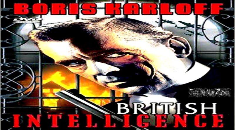British Intelligence 1940 Trailer