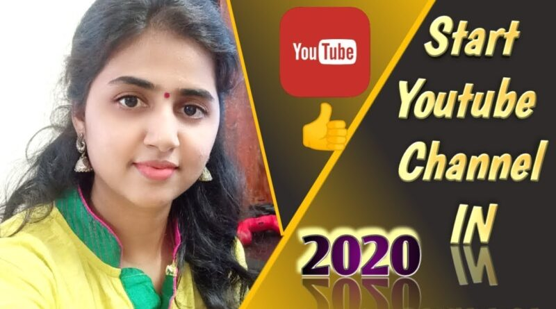 How To Create Youtube Channel-Step by Step  In -2020 | youtube series -1
