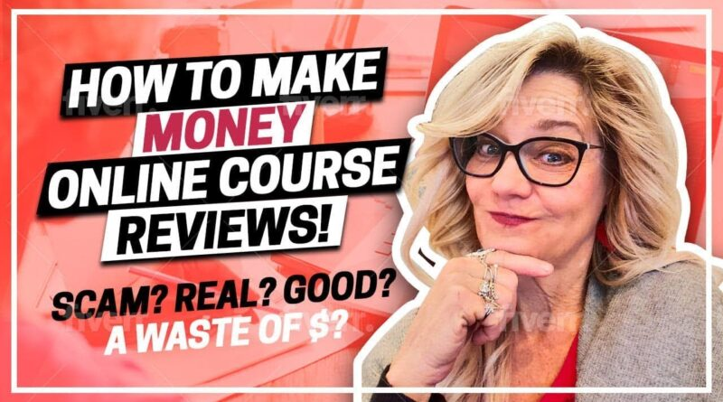 How To Make Money Online  Course and Channel  Reviews mp44