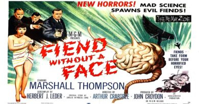 Fiend Without a Face 1958 trailer